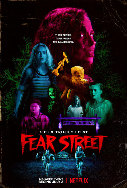 Fear Street Part One 1994 full movie 2021 Hindi Dubbed 720p 1080p