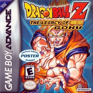 Dragon Ball Z: The Legacy of Goku ( BR ) [ GBA ]