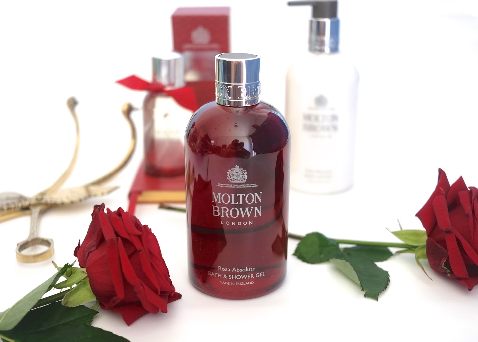danielle vanier molton brown rosa absolute collection molton brown rosa absolute collection