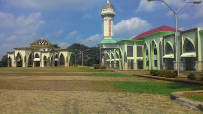 Islamic Center Kotabumi Lampung Utara