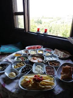 altınköy açık hava müzesi serpme köy kahvaltısı