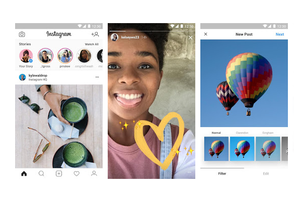 Instagram Lite app for Android released