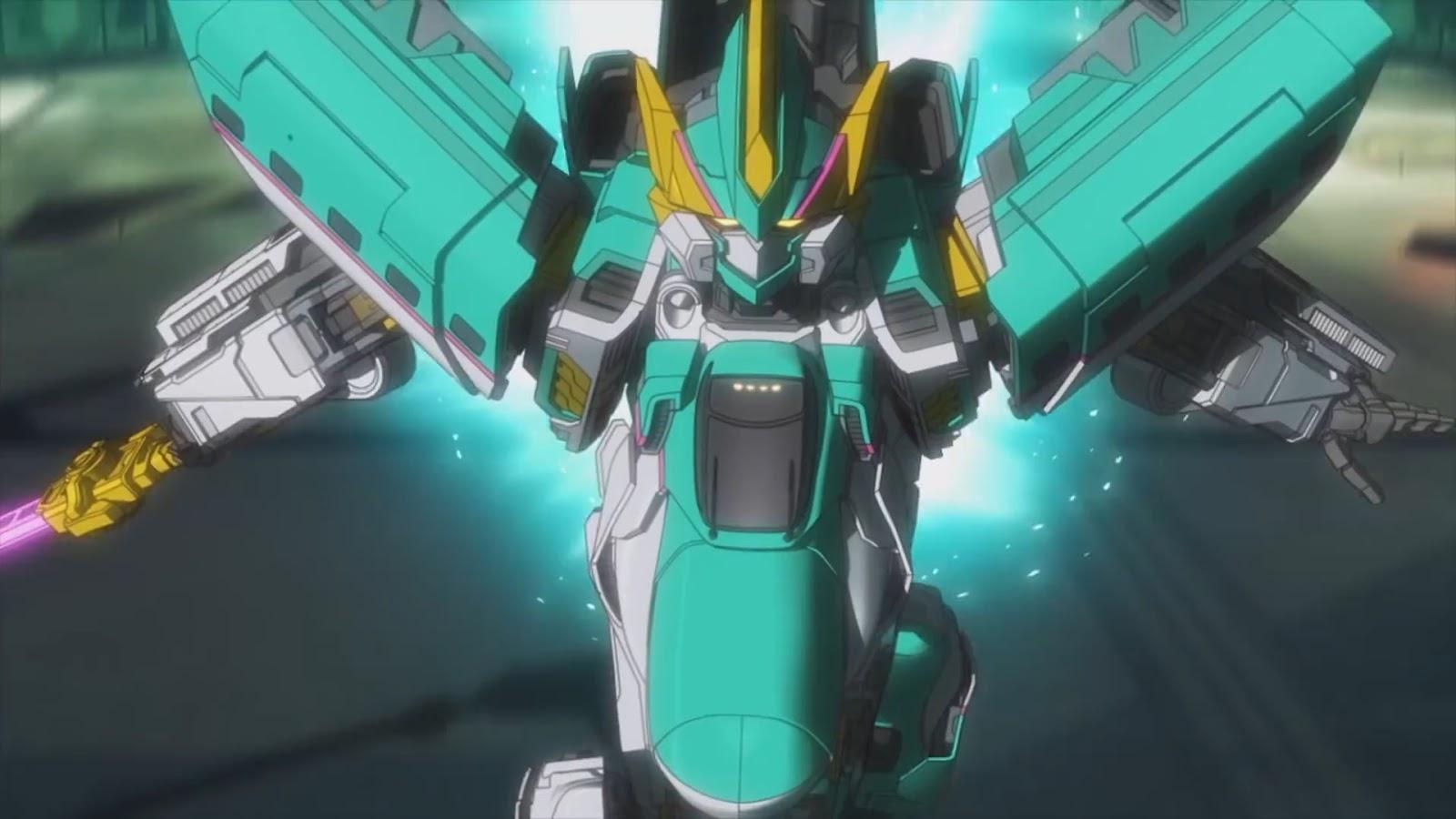 Anime REVIEW: Shinkansen Robo Henkei Shinkalion