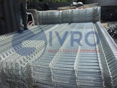 Jual Pagar BRC Jakarta Murah Harga Pabrik