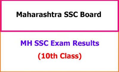 Maharashtra SSC Exam Results