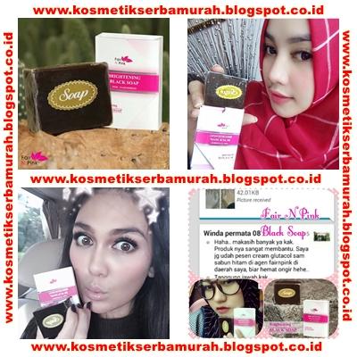 Fair N Pink Soap Supplier Kosmetik Agen Kosmetik