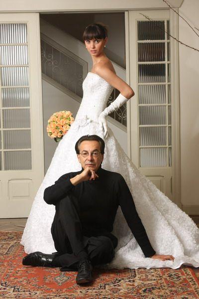 Ronaldo Esper com noiva