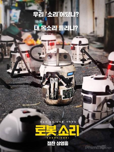 Xem Phim Tiếng Lòng Robot 2016