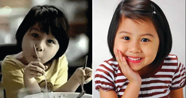 Little Kid Who Starred In Camella Homes TV Commercial In 2009 Is Now A Very Beautiful And Talented Young Lady