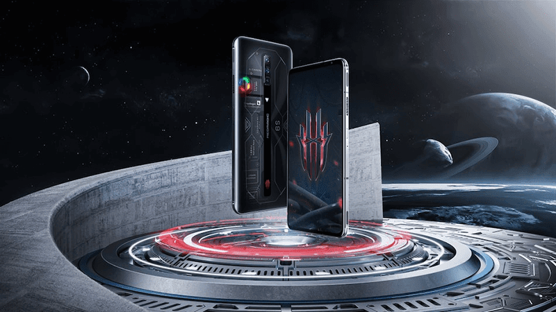 Top 5 features of the nubia Red Magic 6S Pro