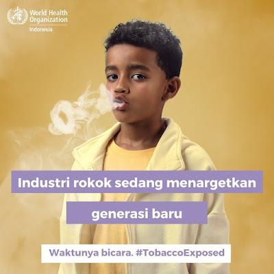 Pembatasan iklan rokok di Kota Layak Anak