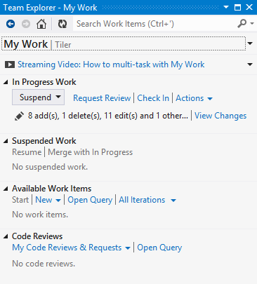 My favorite Visual Studio 2012 features Part #5 - The Art Of