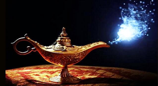 Dokter Ini Beli 'Lampu Aladdin' Seharga 1,3 Miliar, Jin yang Keluar Ternyata Palsu