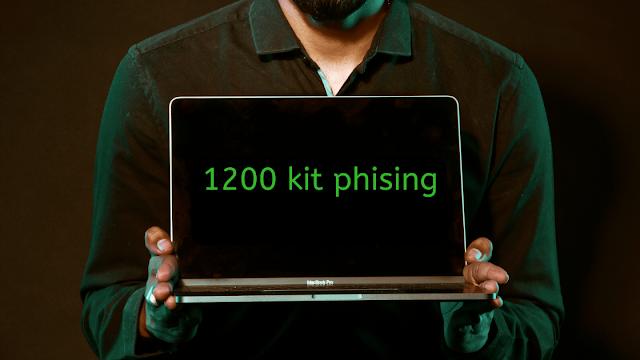 Lebih dari 1.300 Kit Phishing dijual di Forum Hacker