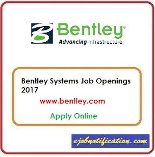 Bentley Hiring Freshers Graduate Trainee Jobs in Kolkata Apply Online