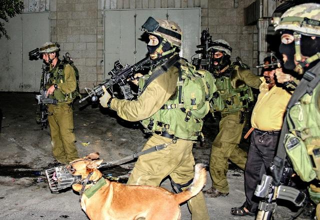 Israeli special force gaza raid 2018