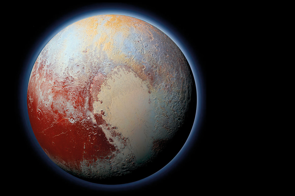 A cosmobiologist 39 s dream pluto might not behave like a for Define pluto