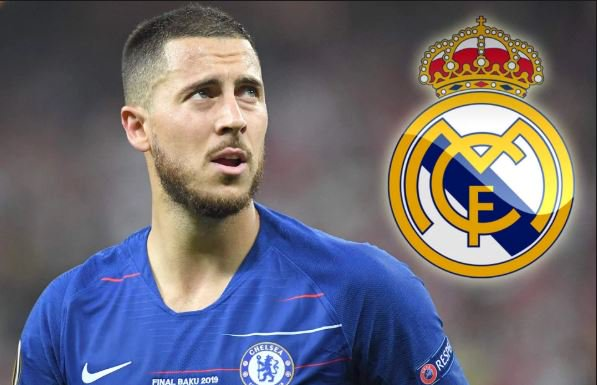 SPORTs: FOOTBALL FANS!! Will Eden Hazard Become The Next Ronaldo For Real Madrid? Can He Do It?