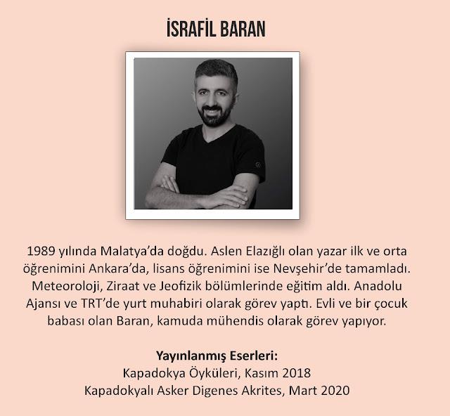 Yazar İsrafil Baran