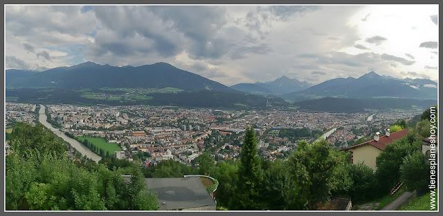 Nordkette Innsbruck (Austria)