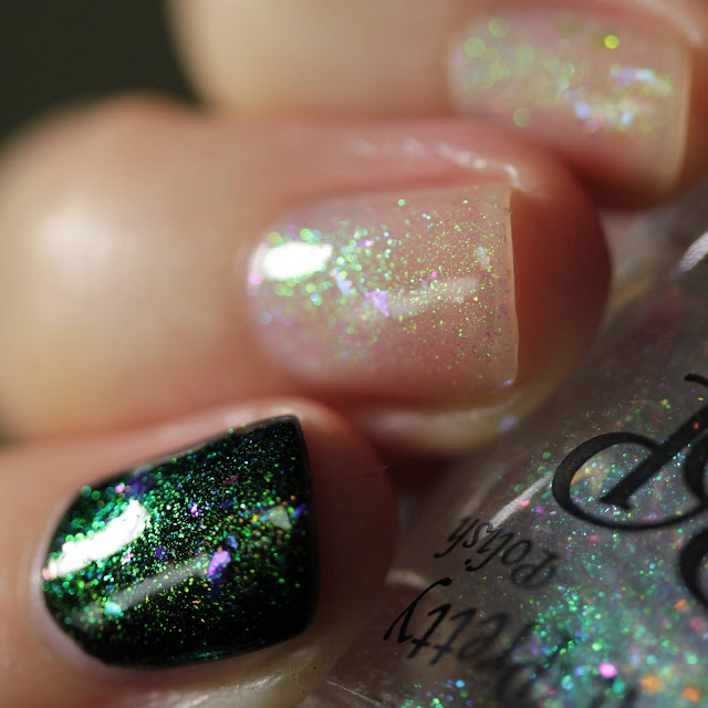 Paint It Pretty Polish All We Know About You Is Wrong swatch by Streets Ahead Style