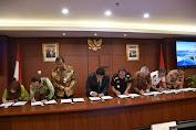 Bakamla RI Jalin Kerja Sama Bersama Delapan Kementerian
