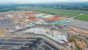 Pengembangan Bandara Syamsuddin Noor Diperkirakan Rampung 4 Bulan Lagi, Tapi Terkendala Masalah Ini