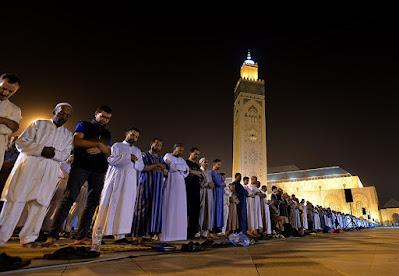 هذه آخر مستجدات صلاة التراويح و التنقل الليلي في رمضان المبارك .....