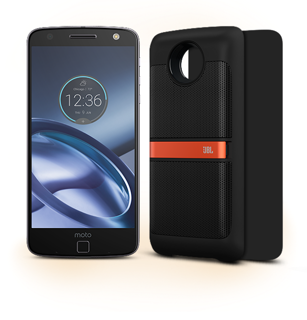 Motorola Moto Z, Moto Z Force, and Moto Mods Announced