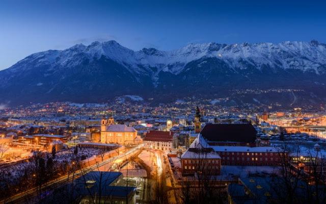 Innsbruck. Áustria