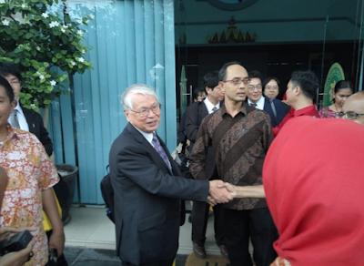 Perangkat Hukum Jepang Studi Banding ke Pengadilan Negeri Tanjung Karang