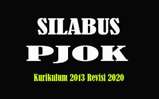 Silabus PJOK SMA K13 Revisi 2018, Silabus PJOK SMA Kurikulum 2013 Revisi 2020