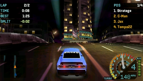Need For Speed Android Need For Speed Underground Rivals