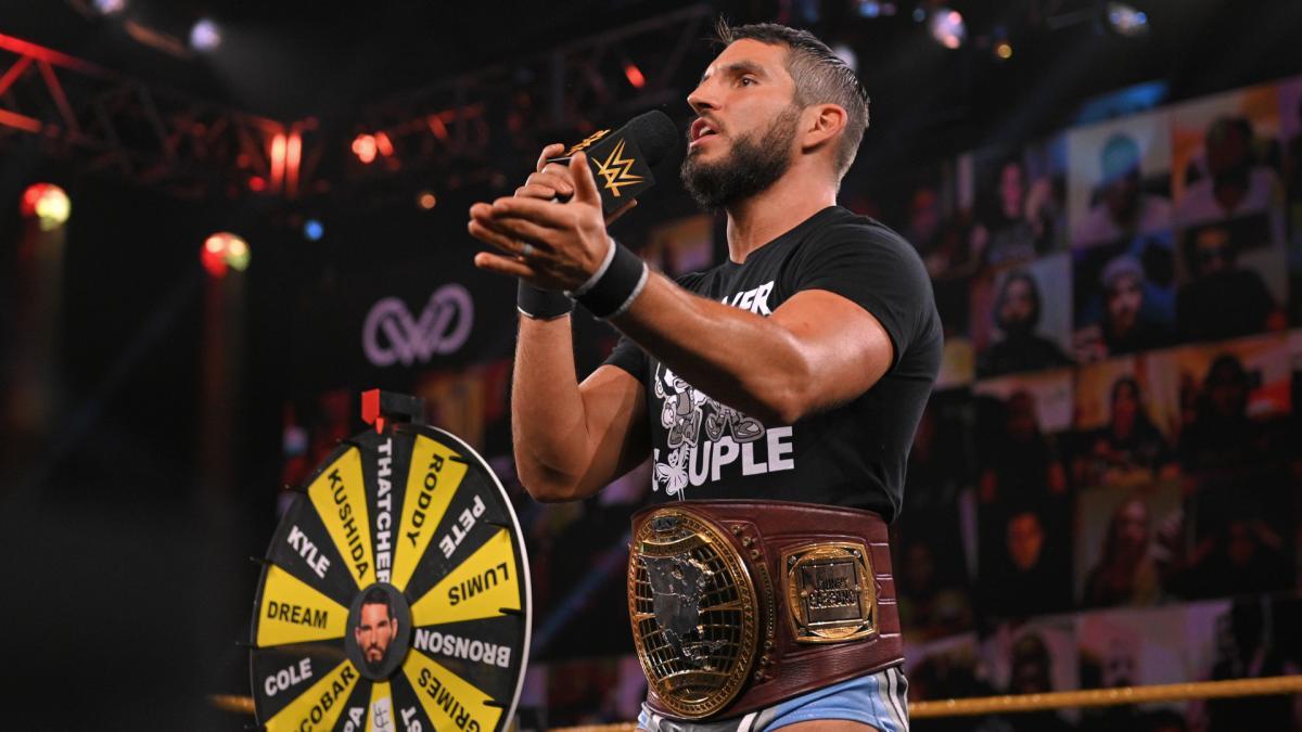 Mais detalhes sobre a derrota de Johnny Gargano no último NXT