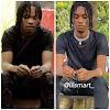 Lilsmart: Naira Marley look alike spotted in Lagos 2019