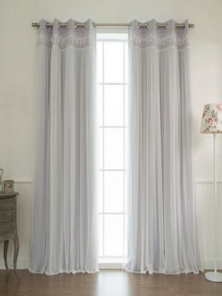 add blackout liner to curtains