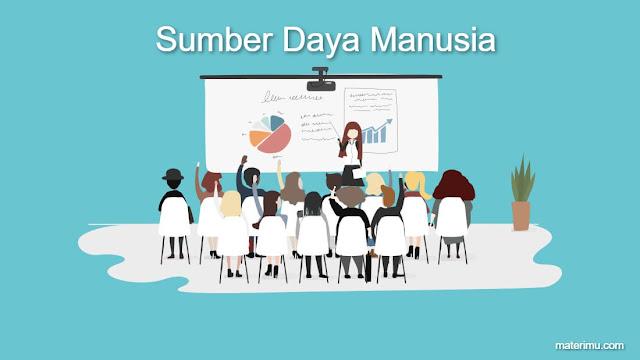 Pengertian, Fungsi dan Tujuan Manajemen Sumber Daya Manusia (SDM) Dalam Perusahaan