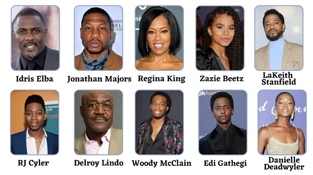 The Harder They Fall Cast 2021