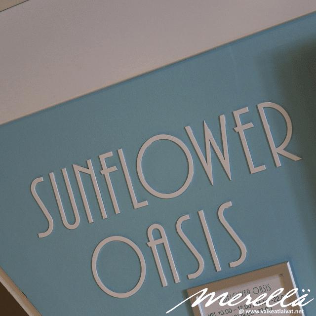 Silja Serenade Sunflower Oasis