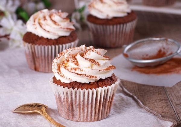 Recette Cupcakes Tiramisu Au Thermomix Facile Et Rapide Les