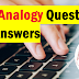 40+ Word Analogy Questions for UP Police SI and Constable & Bihar Police SI and Constable