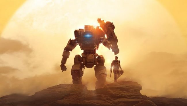new Titanfall project