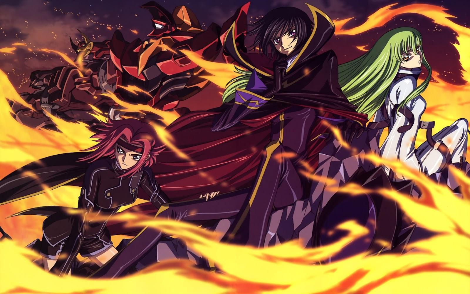 21 Rekomendasi Anime Mecha Terbaik Pilihan AmagiPark
