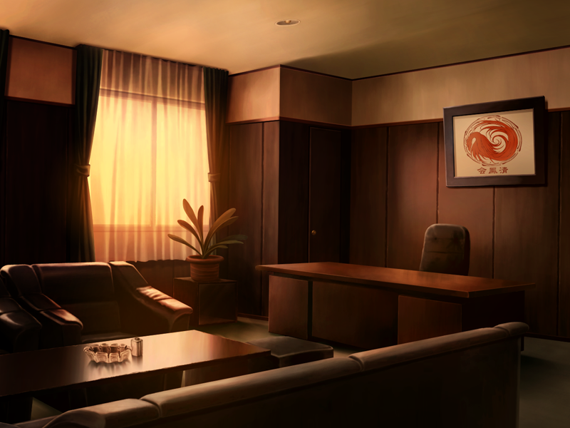 Gintokieva Kancelarija Indoor+Anime+Landscape+52