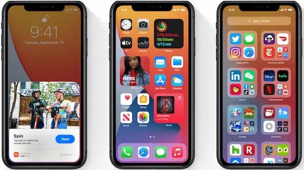 كيفية تغيير أيقونات التطبيقات في شاشة iOS 14 الرئيسية