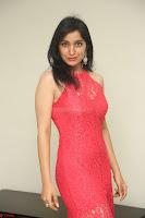 Sakshi Kakkar in Red Legsplit Sleeveless Gown at Dare movie Press meet ~  Exclusive 015.JPG