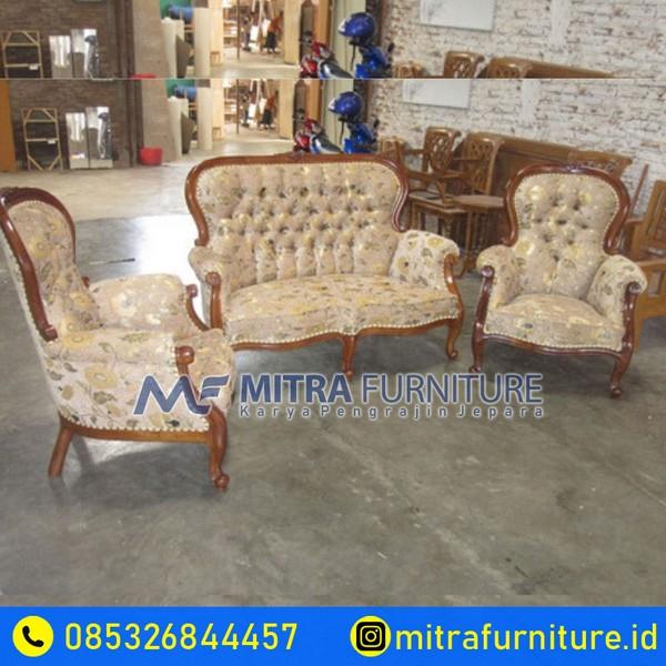Sofa Kursi Tamu Shopee