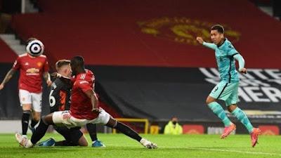 ملخص واهداف مباراة ليفربول ومانشستر يونايتد (4-2) الدوري الانجليزي