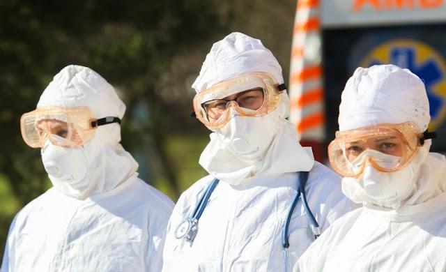 Kétszázezer fölé emelkedett a regisztrált fertőzöttek száma Ukrajnában
