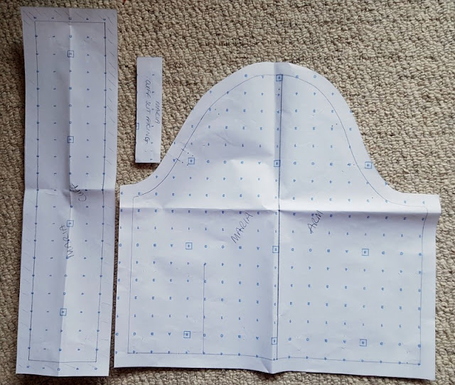 Find out all about sewing a shirt with collar, sleeve and cuff!